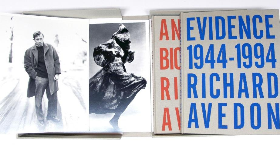 Richard Avedon, Richard Avedon Signed Limited Edition Boxed Set