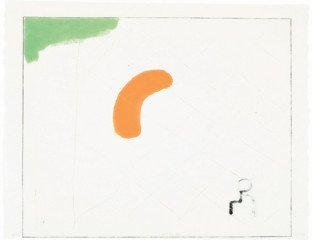 Richard Tuttle Naked VIII art for sale