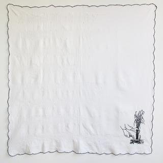 untitled, 2013 (a moment of life concretely and deliberately constructed by the collective organisation of a unitary ambience and a game of events) (handkerchief) art for sale
