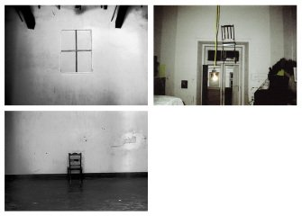 My Church [Triptych], by Vijai Patchineelam