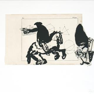 William Kentridge, Horseman
