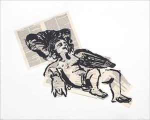 Olympia (Wing), by William Kentridge