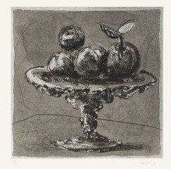 Still life, by William Kentridge
