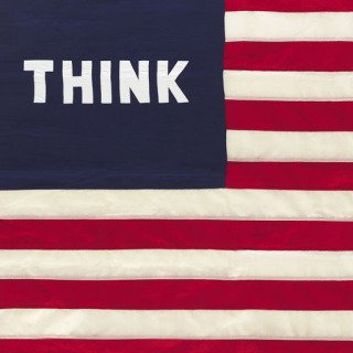 Think (Flag), by William N. Copley